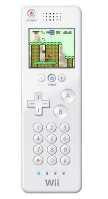 Nintendo Wii-phone