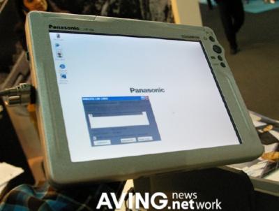Panasonic ToughBook CF-08 Tablet PC