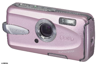Pentax Optio W30 Waterproof Camera