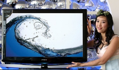 Samsung Bordeaux LCD HDTVs