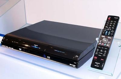 Sharp AQUOS BD-HP1 Blu-ray