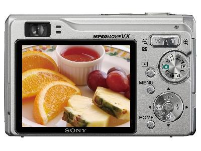 Sony DSC-W90 digital camera