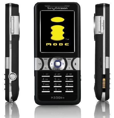 Sony Ericsson K550/K550im