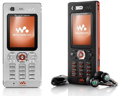Sony Ericsson W880/W888 Walkman Phone