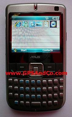 Asus P3xx GPS PDA Phone