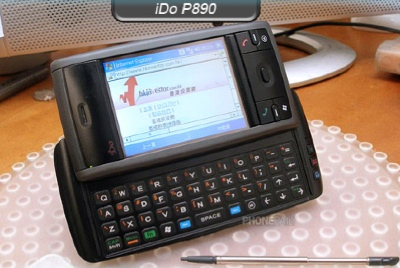 iDo P890 PocketPC Phone