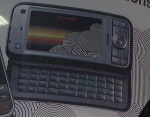 Toshiba G900 PDA Phone