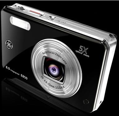 General Electric (GE) E850 Camera