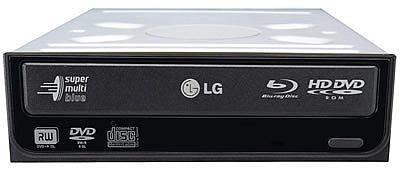 Hitachi-LG GGW-H10N Super Multi Blue