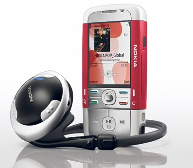 Nokia 5700 XpressMusic 3G Phone