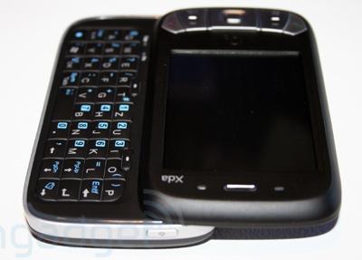 O2 Xda Terra PDA Phone