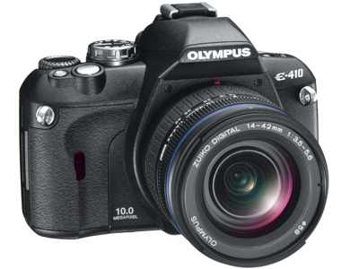 Olympus E410 DSLR