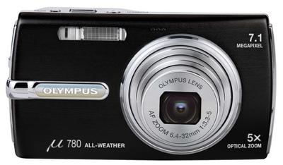 Olympus Stylus / mju 780 Digital camera