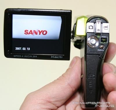 Sanyo Xacti DMX-CG65