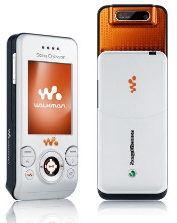 Sony Ericsson W580i / W580c