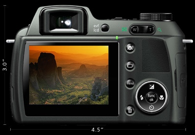 GE X1 Digital Camera