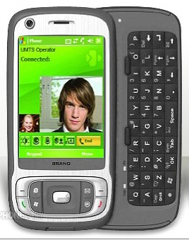 HTC Kaiser WM6 PDA Phone