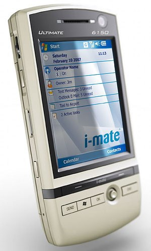 i-mate Ultimate 6150 PDA Phone