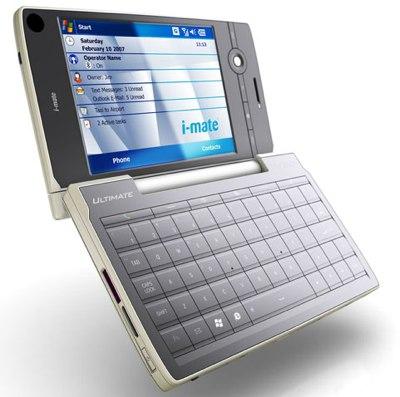 i-mate Ultimate 7150 PDA Phone