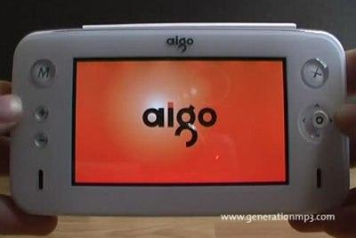 Aigo e-868 PMP