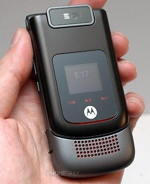 Motorola maxx V1100 HSDPA