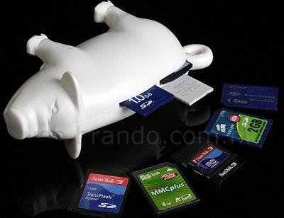 Piggy USB Card Reader