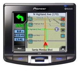 Pioneer AVIC-S2 GPS