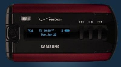 Verizon Samsung SCH-a930 Mobile Phone