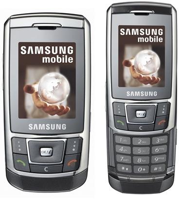 Samsung SGH-D900i Mobile Phone