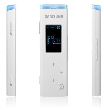 Samsung YP-U3 MP3 Player