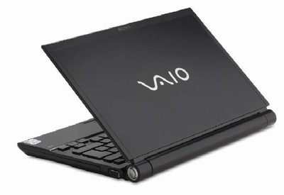 Sony VAIO TZ Series Ultra Portable Laptop