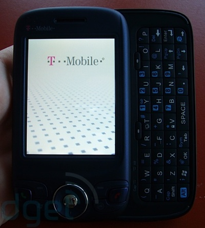 T-Mobile Wing PDA Phone
