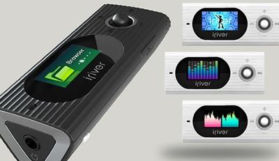 iRiver T60 MP3 Player