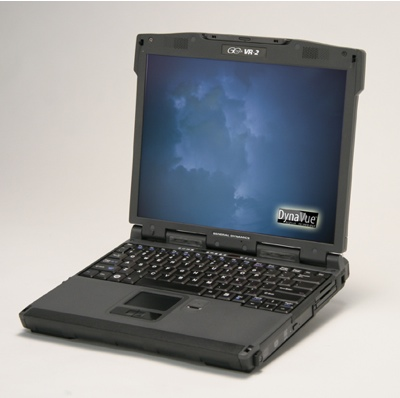 General Dynamics Itronix GoBook VR-2
