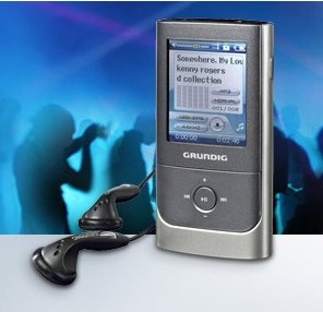Grundig MPixx 2002 FM