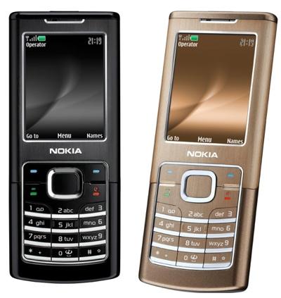 Nokia 6500 Classic Phone