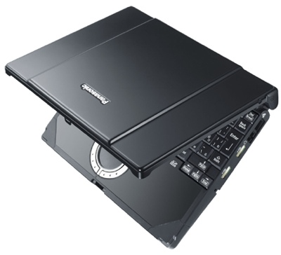 Panasonic Let's Note R6 Notebook