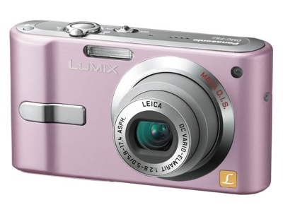 Panasonic Lumix DMC-FS2 Digital Camera