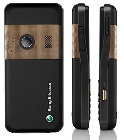 Sony Ericsson K530 3G Phone