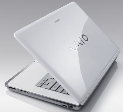 Sony VAIO CR Series Notebook
