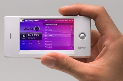 iRiver W10