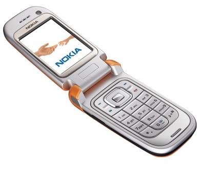 Nokia 6267 Slider 3G Phone