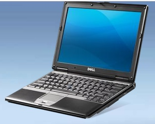 Dell Latitude D430 notebook