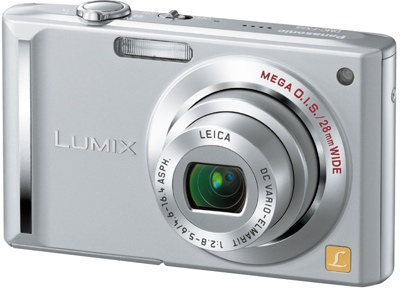 Panasonic Lumix DMC-FX55 Camera