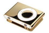 iPod Shuffle Gen 2 in Gold