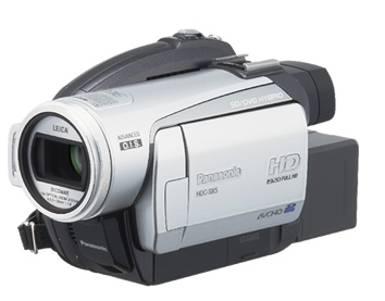 Panasonic HDC-SX5 HD Camcorder