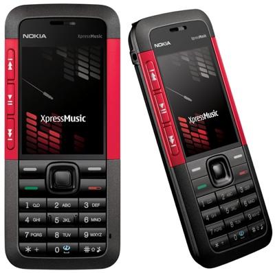 Nokia 5310 XpressMusic Phone