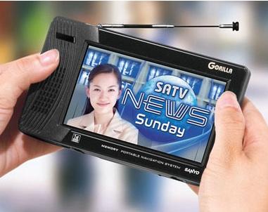 Sanyo Gorilla NV-SD580DT
