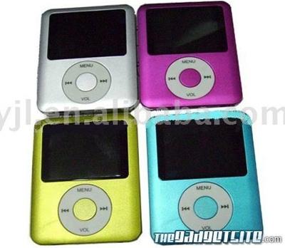 YJL U2-C - iPod nano 3G clone