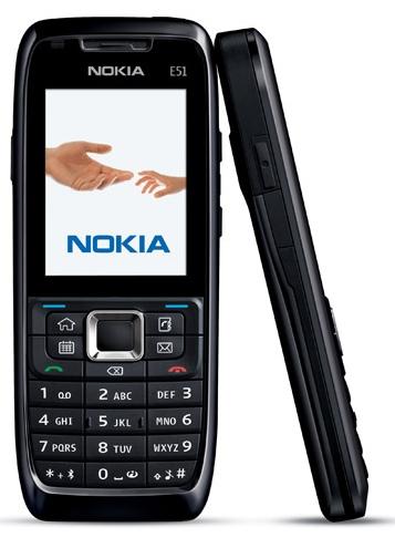 Nokia E51 Business Phone